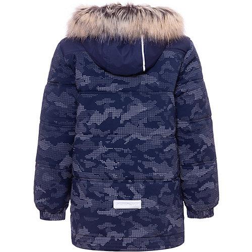 Утепленная куртка Kerry Nordic - темно-синий от Kerry