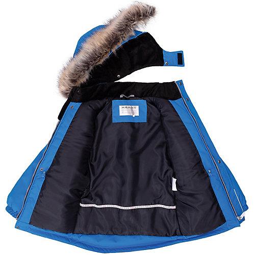 Утепленная куртка Kerry Wolf - голубой от Kerry