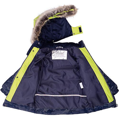 Утепленная куртка Kerry Nordic - зеленый от Kerry