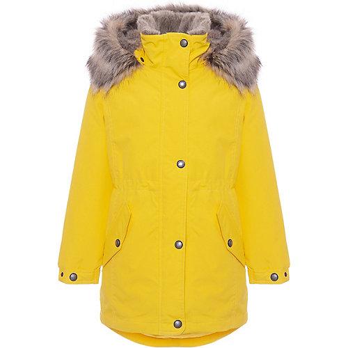 Утепленная куртка Kerry Estella - желтый от Kerry