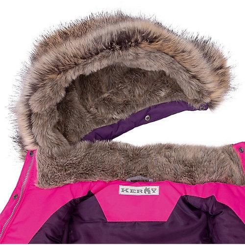 Утепленная куртка Kerry Angel - лиловый от Kerry