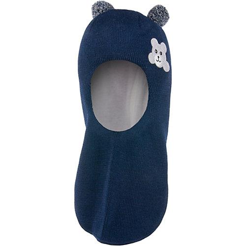 Шапка-шлем Kerry Edan - темно-синий от Kerry