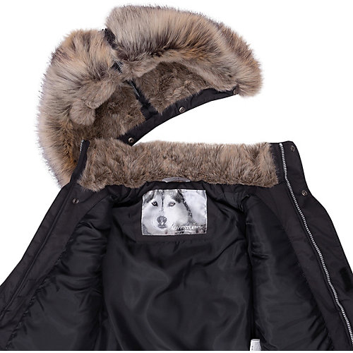 Утепленная куртка Kerry Nash - черный от Kerry