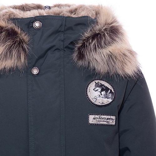 Утепленная куртка Kerry Nash - темно-зеленый от Kerry