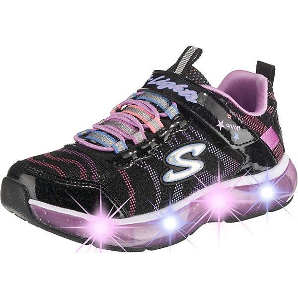 niedriger Preis besserer Preis großer Rabattverkauf Sneakers Low Blinkies LIGHT SPARKS für Mädchen, SKECHERS