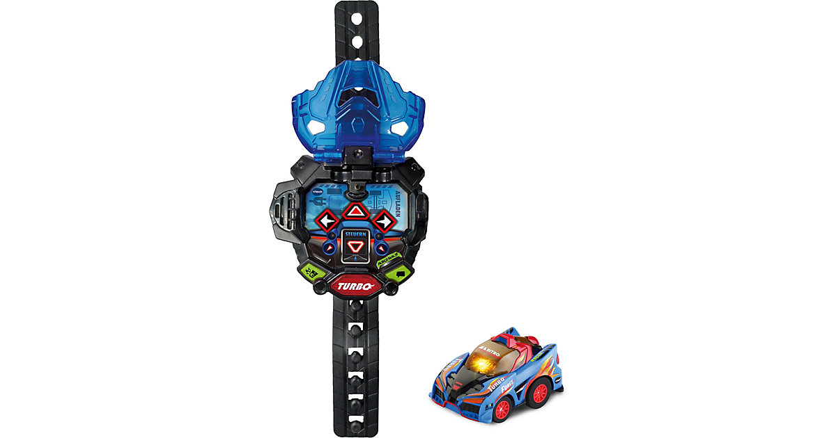 Turbo Force Racers - Race Car blau