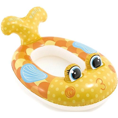 Надувная лодка Intex Pool Cruisers, золотая рыбка от Intex