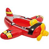 Надувная лодка Intex Pool Cruisers, красный самолет