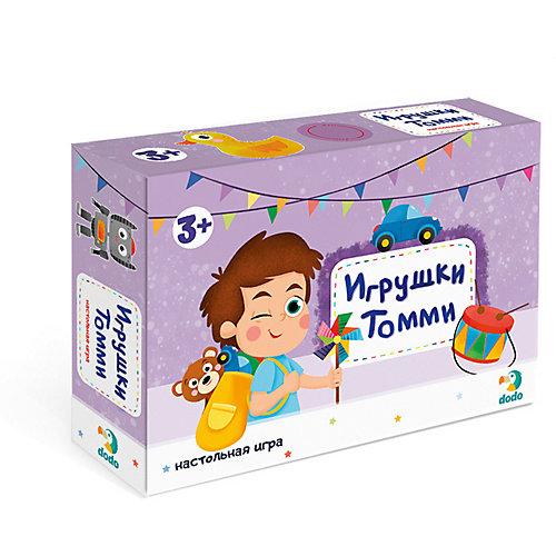 """Настольная игра Dodo """"Игрушки Томми"""" от Dodo"""