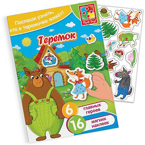 """Игровой набор Vladi Toys """"Сказки: Теремок"""" от Vladi Toys"""