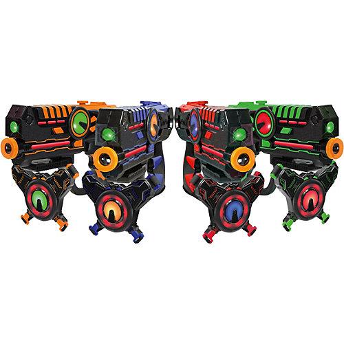 Набор бластеров ArmoGear  Лазертаг, 4 шт от ArmoGear