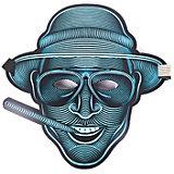 "Cветовая маска GeekMask ""Vegas"", со звуком"