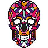 "Cветовая маска GeekMask ""Sugar Skull"", со звуком"