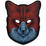 "Cветовая маска GeekMask ""Fox"", со звуком"