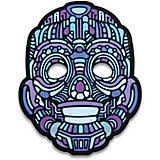 "Cветовая маска GeekMask ""Robot"", со звуком"