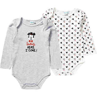 Disney Mickey Mouse & friends Baby Body für Jungen