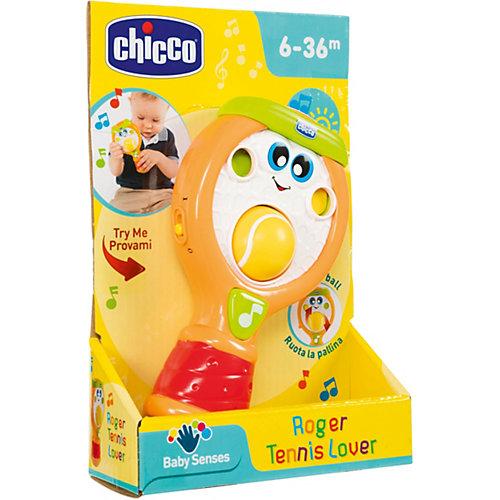 """Игрушка Chicco """"Ракетка Теннисная"""" (свет, звук) от CHICCO"""