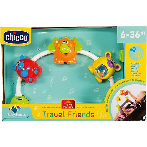 """Игрушка развивающая Chicco """"Dancing Friends"""" (на коляску) от CHICCO"""