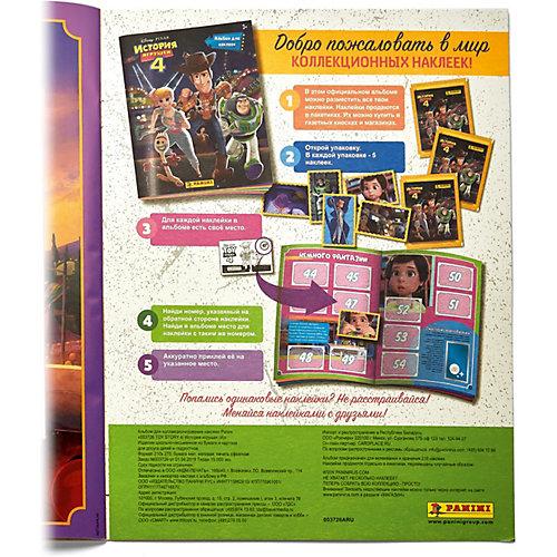 Альбом Panini История игрушек от Panini
