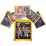 Наклейки Panini История игрушек, 1 пакет с 5 наклейками