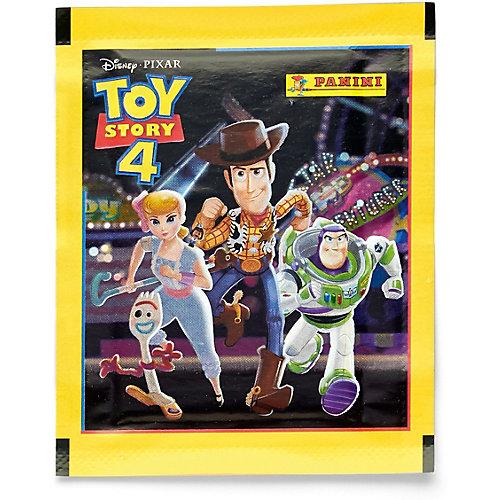 Наклейки Panini История игрушек, 1 пакет с 5 наклейками от Panini