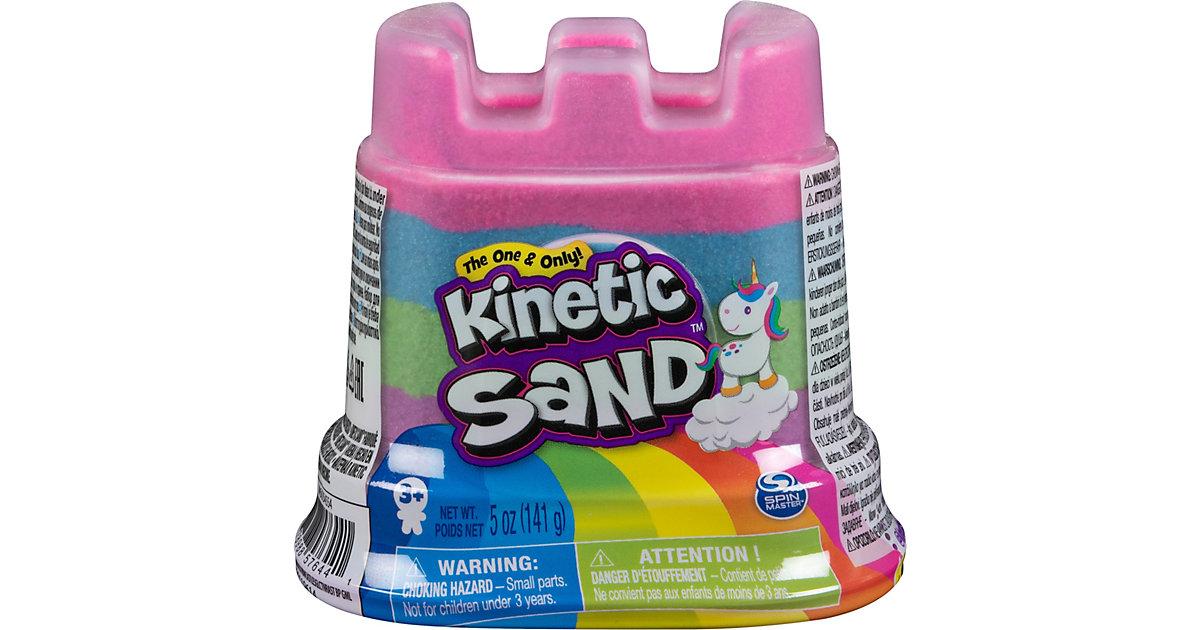 Kinetic Sand Regenbogen - Einhorn - Behälter, 141 g