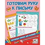 """Пособие Обучающие книжки для малышей """"Готовим руку к письму"""""""