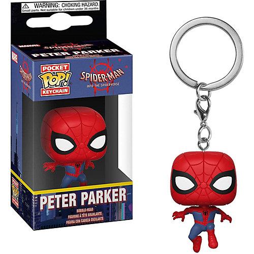 """Брелок Funko Pocket POP! Keychain: Marvel """"Человек-паук"""", Человек-паук, 34446-PDQ от Funko"""