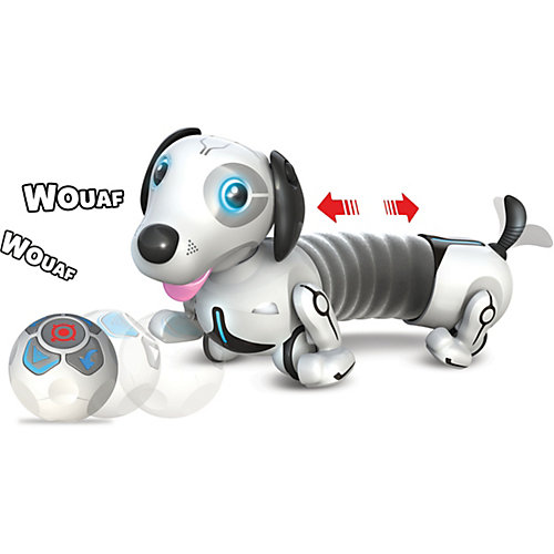 Собака робот Дэкел от Silverlit