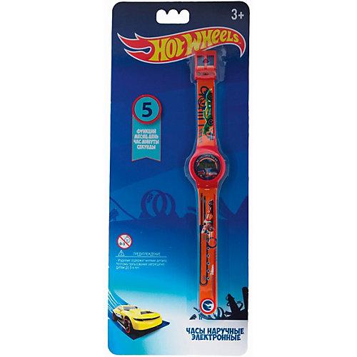 Электронные наручные часы Kids Time Hot Wheels - оранжевый