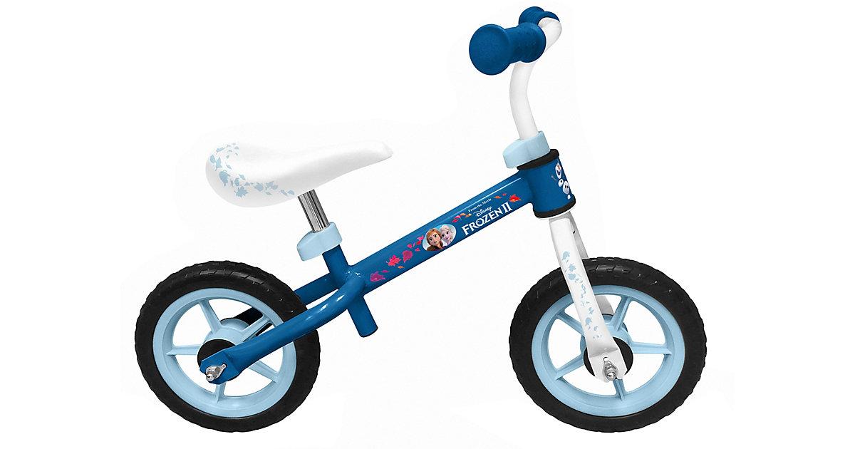 FROZEN 2 Laufrad, 10 Zoll blau   Kinderzimmer > Spielzeuge > Kinderfahrräder   Stamp