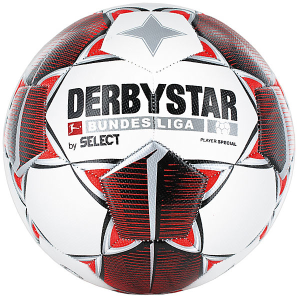 Derbystar Fussball Bundesliga Player Special In Grosse 5 Der Saison 2019 2020 Rot Derbystar