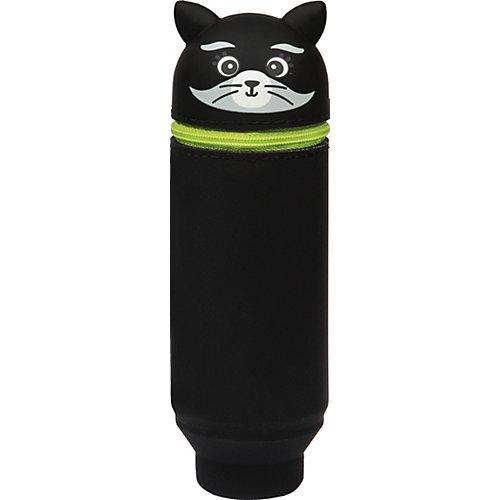 Пенал мягкий Berlingo Raccoon, черный от Berlingo