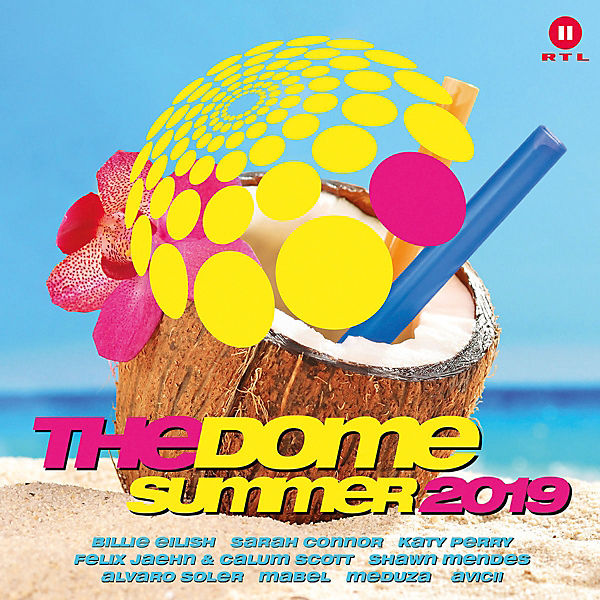 CD The Dome Summer 2019 (2 CDs)