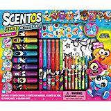 Ароматизированный набор для творчества Scentos, 56 предметов