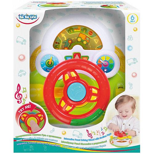 """Интерактивная игрушка ToysLab Bebelino """"Руль"""", с креплением от Toys Lab"""