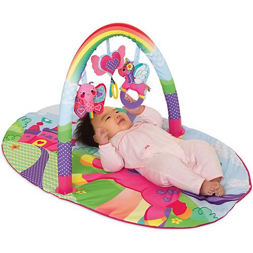 """Развивающий коврик Infantino """"Удивительная радуга"""" - коричневый от Infantino BKids"""