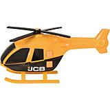 Вертолет HTI JCB, свет и звук