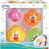 """Набор игрушек для ванной ToysLab Bebelino """"Уточки-матрешки"""""""