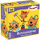 Настольная игра Звезда Три кота: Фотошедевр