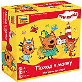 Настольная игра Звезда Три кота: Поход к маяку