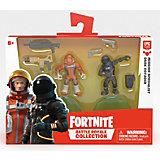 Игровой набор Moose Fortnite Миссия выполнима и Темный странник, 2 фигурки с аксессуарами