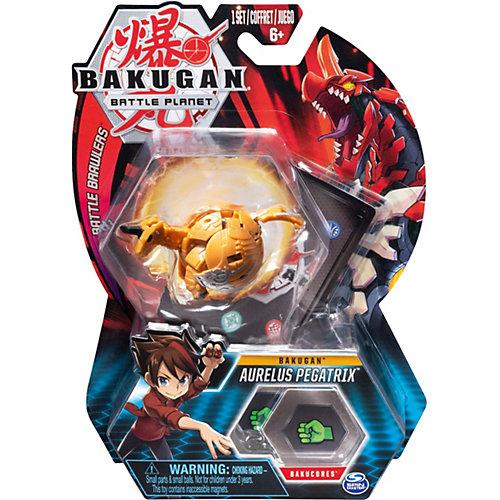 Фигурка-трансформер Spin Master Bakugan, Aurelus Pegatrix от Spin Master