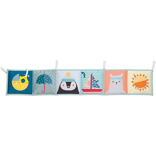 Развивающая книжка Taf Toys с завязками от TAF TOYS