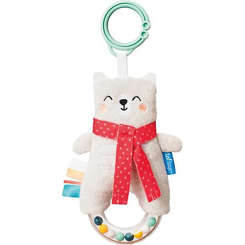 """Развивающая игрушка-подвеска Taf Toys """"Медведь"""" с прорезывателем от TAF TOYS"""