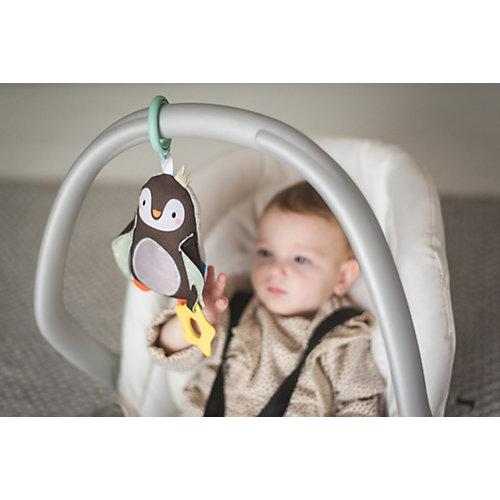 """Развивающая игрушка-подвеска Taf Toys """"Пингвин"""" с прорезывателем от TAF TOYS"""