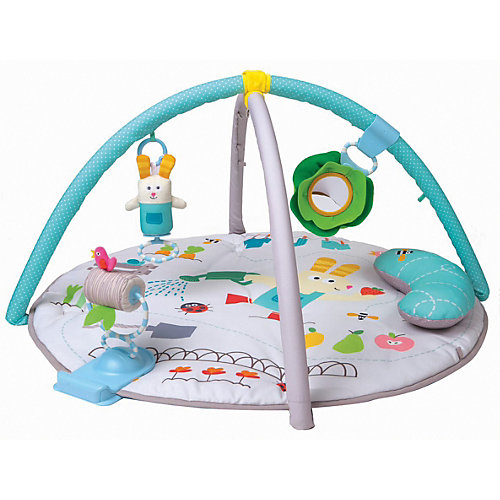 Развивающий коврик Taf Toys с подушкой от TAF TOYS