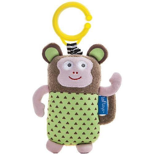 """Развивающая игрушка-подвеска Taf Toys """"Обезьянка"""" от TAF TOYS"""