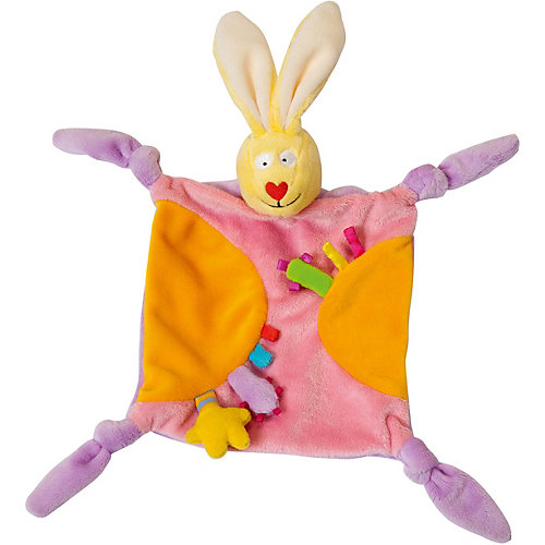 """Развивающая игрушка Taf Toys """"Платочек-прорезыватель"""" Кролик от TAF TOYS"""