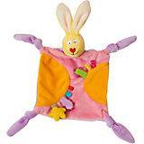 """Развивающая игрушка Taf Toys """"Платочек-прорезыватель"""" Кролик"""